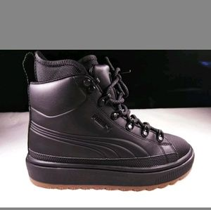 e5edafc5ac67c Puma The Ren Boot Jr. Kid's Waterproof Boots NWT
